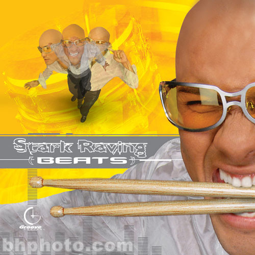 ILIO Stark Raving Beats (Akai) Multi Disc Set with Groove Control