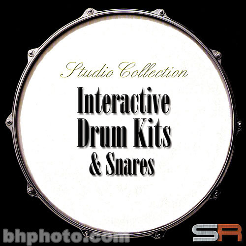ILIO Sample CD: Interactive Drum Kits (Akai)