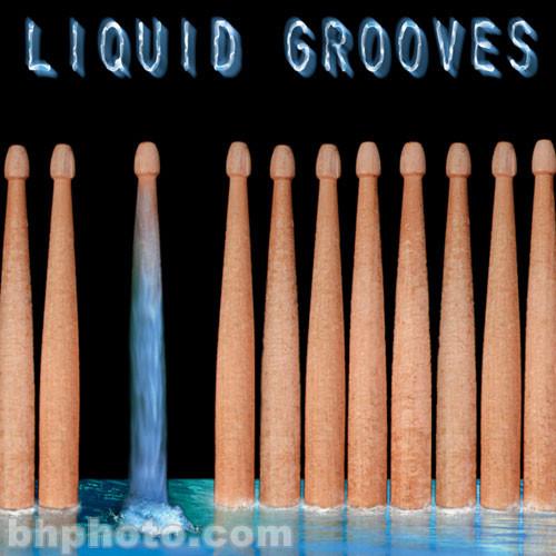ILIO Sample CD: Liquid Grooves (Akai) with Audio CD
