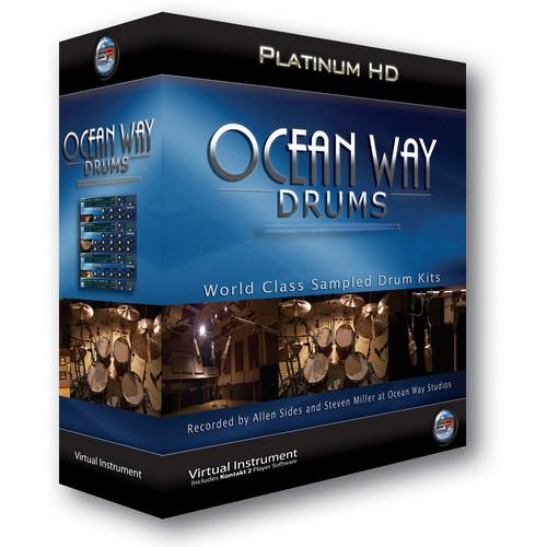 ILIO Ocean Way Drums Platinum HD (Windows)
