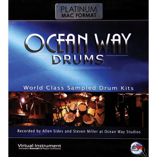 ILIO Ocean Way Drums Platinum HD (Mac)