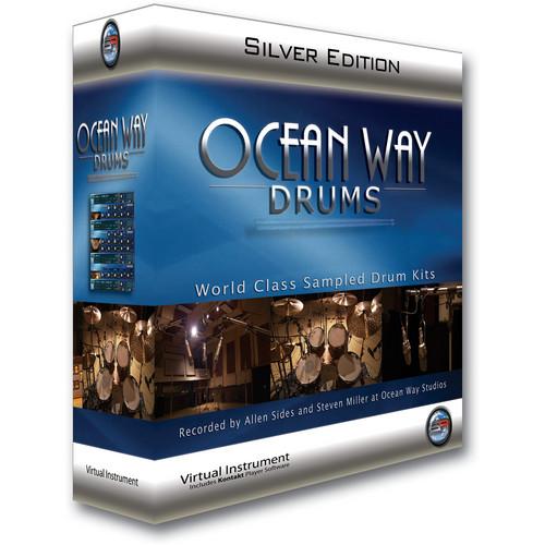 ILIO Ocean Way Drums Silver Edition