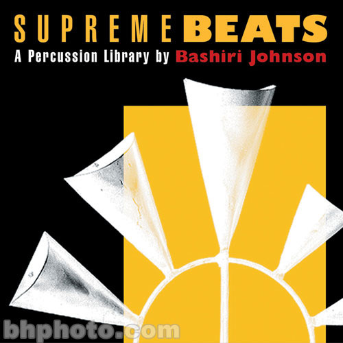 ILIO Sample CD: Supreme Beats African/Contemporary (Roland)