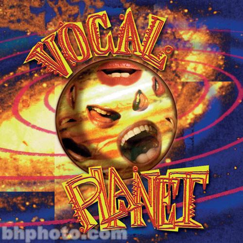 ILIO Sample CD: Vocal Planet (Akai)