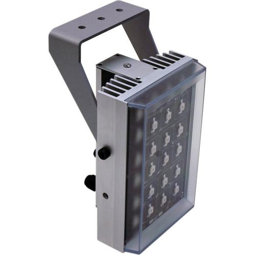Iluminar WL436 Series Long-Range White Light Illuminator (230', 30°, Silver)