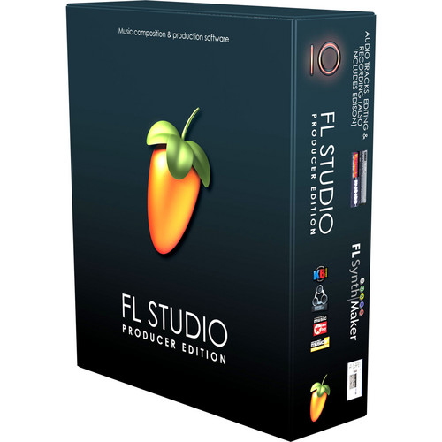 Image-Line FL Studio 10 Producer Edition  (Educational Institution Discount - 5 Station Lab Pack)
