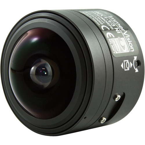 ImmerVision 360 degree Panomorph Lens