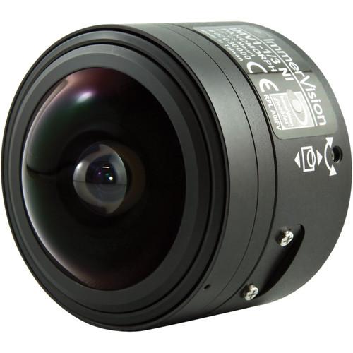 ImmerVision 360 degree Panomorph Lens