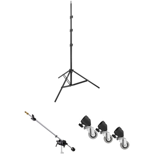 Impact Mini Boom with Casters Kit