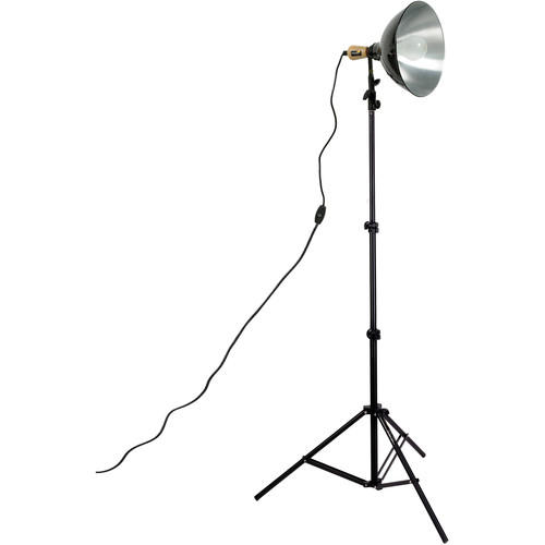 "Impact Tungsten 10"" Reflector Floodlight Kit"
