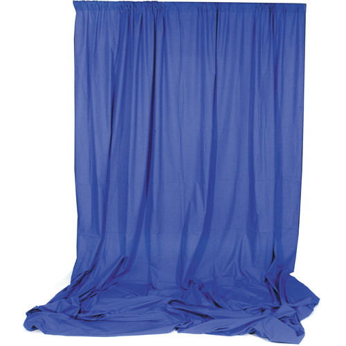 Impact Chroma Sheet Background - 10 x 12' (Chroma Blue)