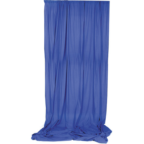 Impact Chroma Sheet Background - 10 x 24' (Chroma Blue)