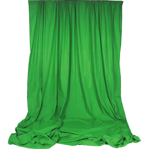 Impact Chroma Sheet Background (10 x 12', Green)