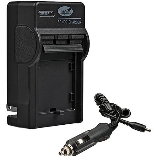 Impact CM-NPFA Mini AC/DC Battery Charger