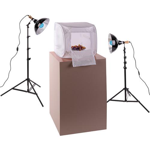 "Impact Two-Light Digital Light Shed Kit - 18 x 18"""