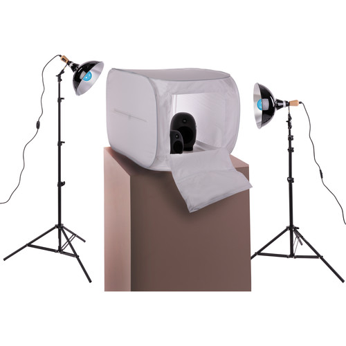 Impact Two-Light Digital Light Shed Kit - 24 x 24""