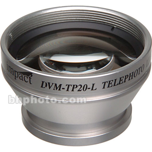 Impact DVM-TP20-L Magnetic 2x Tele Conversion Lens (Large)