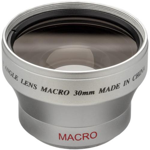 Impact DVS-WA45-30M 30mm .45x Wide Angle Converter Lens w/Macro