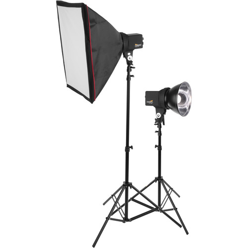 Impact Two Monolight Kit without Bag