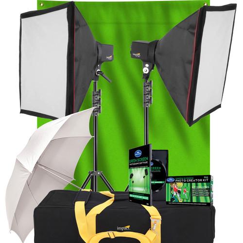 Impact - EX100 Ultimate Creative Portrait Kit (120VAC) - EX100A-2KIII