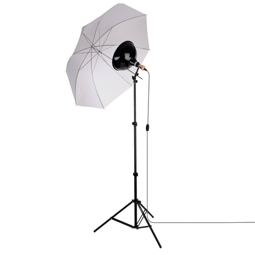 Impact One-Light Umbrella Kit