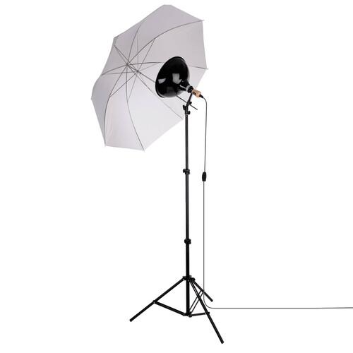 Impact One-Light Umbrella Kit
