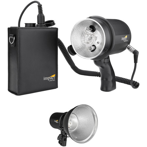 Impact LiteTrek Portable Monolight Kit 2