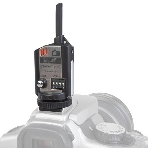 Impact PowerSync16 AC Radio Slave System (100-240VAC)