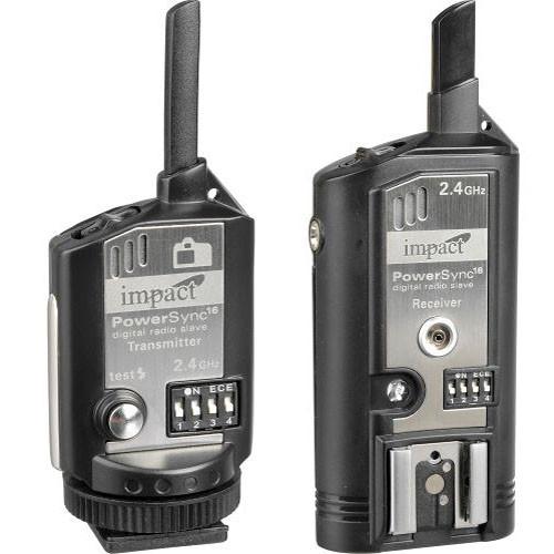 Impact PowerSync16 DC Radio Slave System