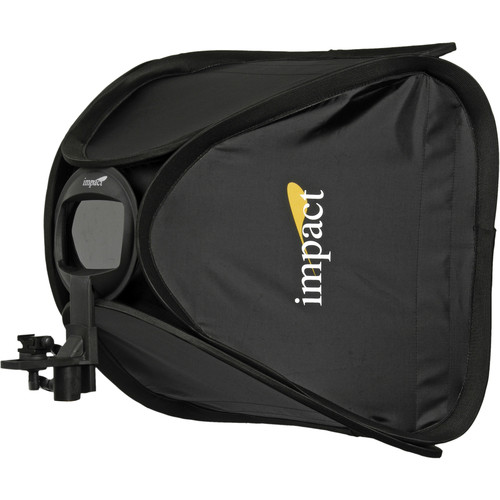 "Impact Quikbox Softbox Kit (15 x 15"")"