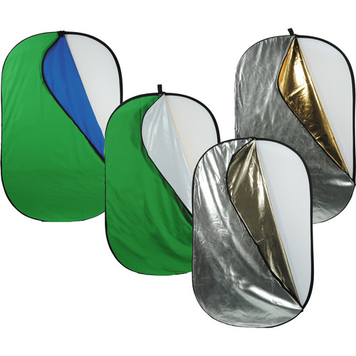 Impact 7-in-1 Rectangular Reflector Disc - 42 x 72""