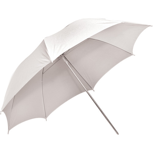 "Impact White Translucent Umbrella (33"")"