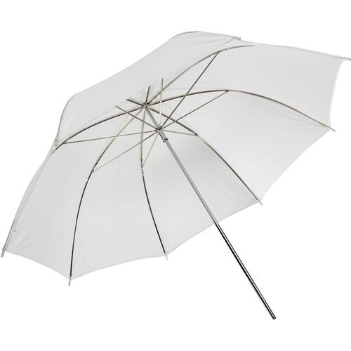 """Impact White Translucent Umbrella (33"""")"""