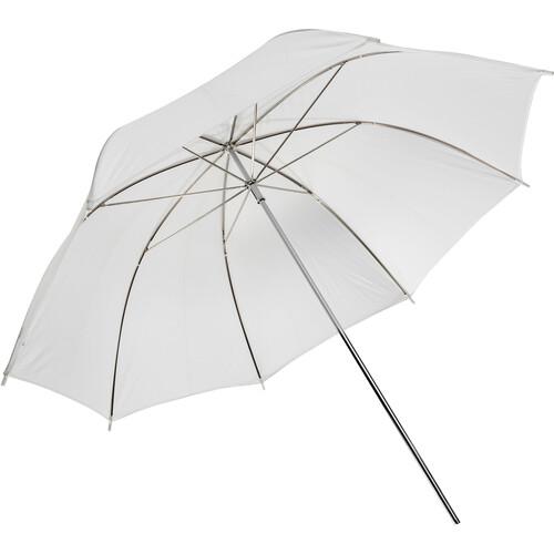 """Impact White Translucent Umbrella (43"""")"""