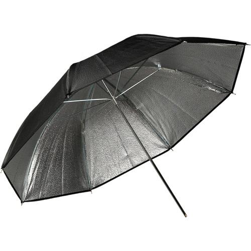 "Impact Beaded Silver Umbrella (33"")"