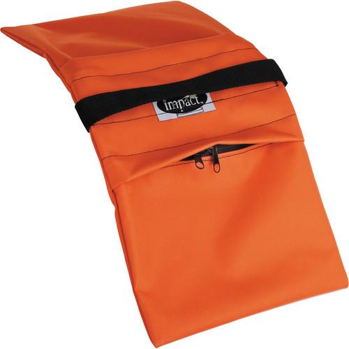 Impact Empty Saddle Sandbag - 15 lb (Orange)
