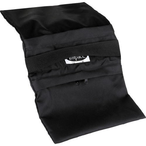 Impact Empty Saddle Sandbag - 15 lb (Black)