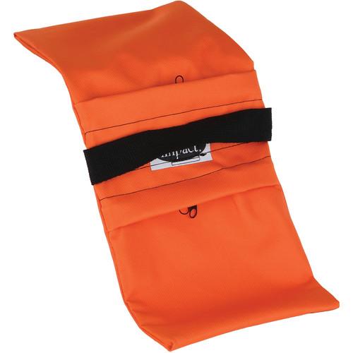 Impact Empty Saddle Sandbag - 5 lb (Orange)