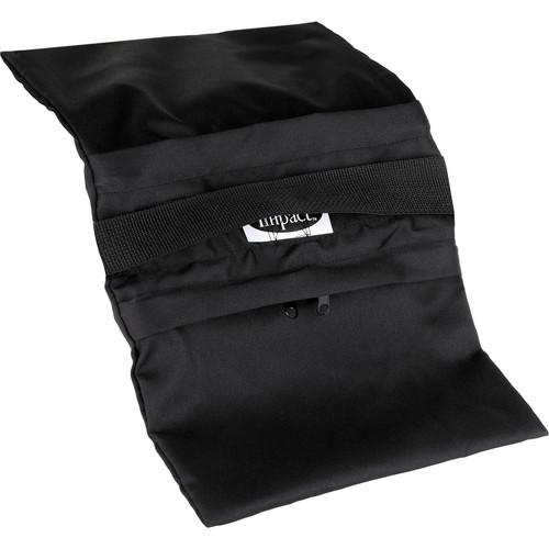 Impact Empty Saddle Sandbag - 18 lb (Black)