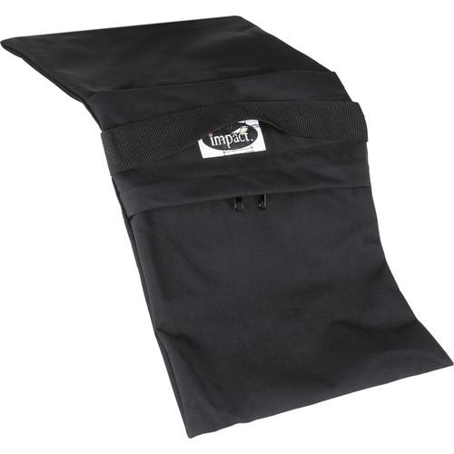 Impact Empty Saddle Sandbag - 27 lb (Black)