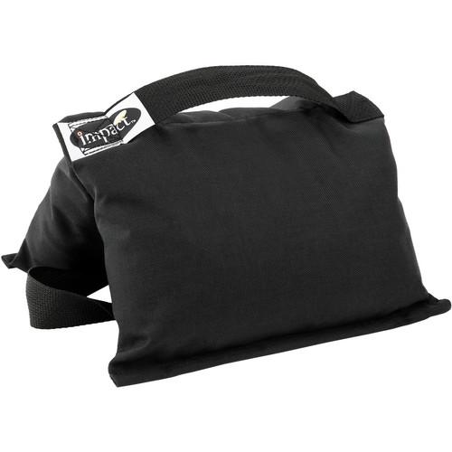 Impact Saddle Sandbag - 15 lb (Black Cordura)