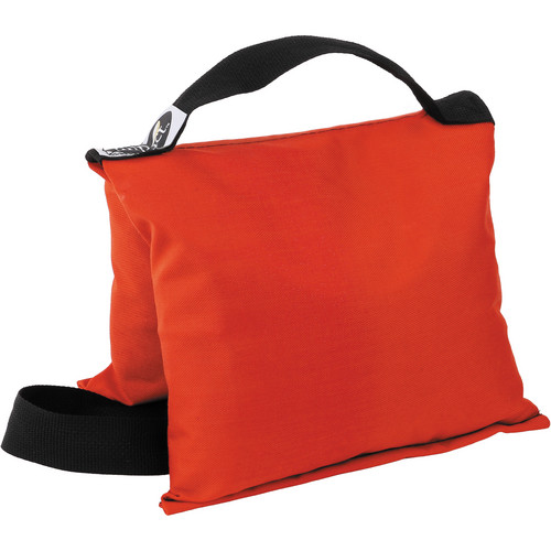Impact Saddle Sandbag - 15 lb (Orange Cordura)