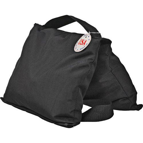 Impact Shot Bag, Black - 15 lb
