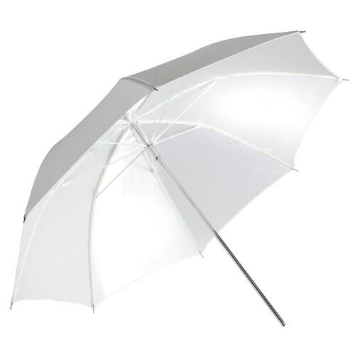 "Impact Umbrella - White - 32"""