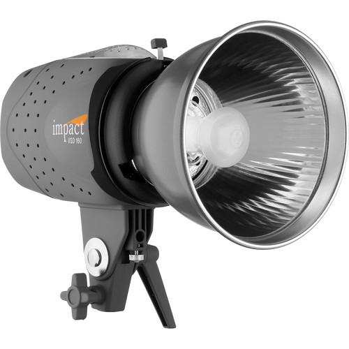 Impact Two Monolight Umbrella Softbox Kit (120 VAC)