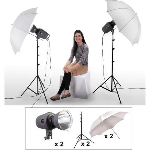 Impact Two Digital Monolight Kit without Case (120VAC)