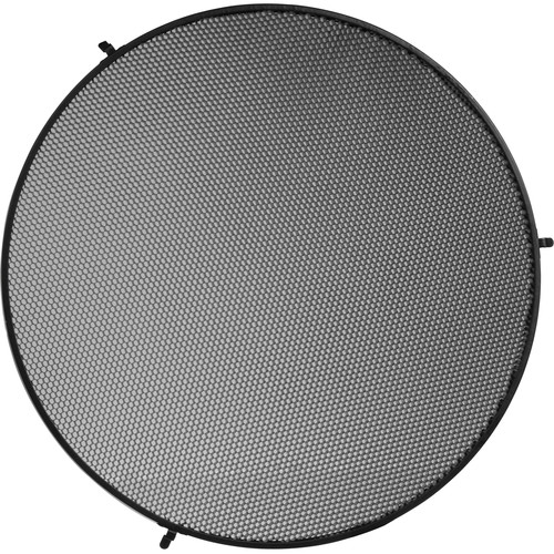 "Impact 40° Honeycomb Grid for 20"" Beauty Dish Reflector"