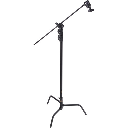 Impact Turtle Base C-Stand Kit - 10.75' (Black)