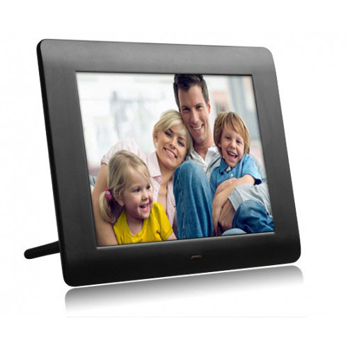 Impecca DFM 843 Digital Photo Frame (Black)