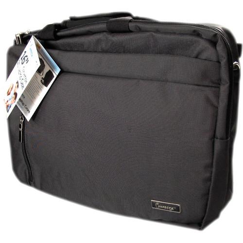 Impecca LAP1565 Convertible Laptop Backpack Case (Gray)